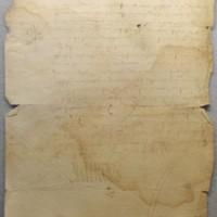 [Lettre de François Ier invitant la ville d'Amboise à remettre en état ses fortifications et à se munir d'armes pour sa défense]