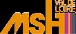 Logo de la MSH Val de Loire