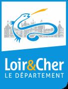 Logo du Conseil Départemental du Loir et Cher