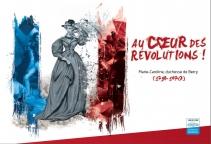 """Affiche """"Au coeur des révolutions"""""""