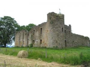 Château médiéval de Montquintin
