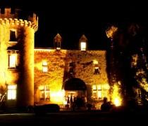 Le château de Bellecroix. Crédits : CECAB
