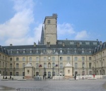 Palais ducal de Dijon. Crédits : Domaine public