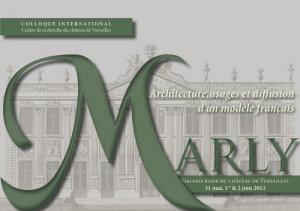 Affiche du colloque de Marly