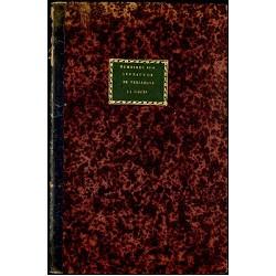 Manuscrit de la bibliothèque de Versailles