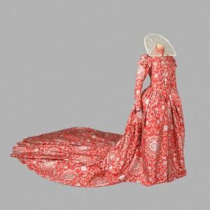 Une robe de reine