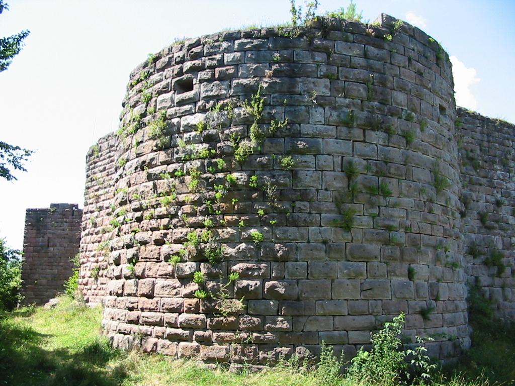 Le château d'Hohnack